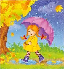 Картинки осени для детей дошкольного возраста